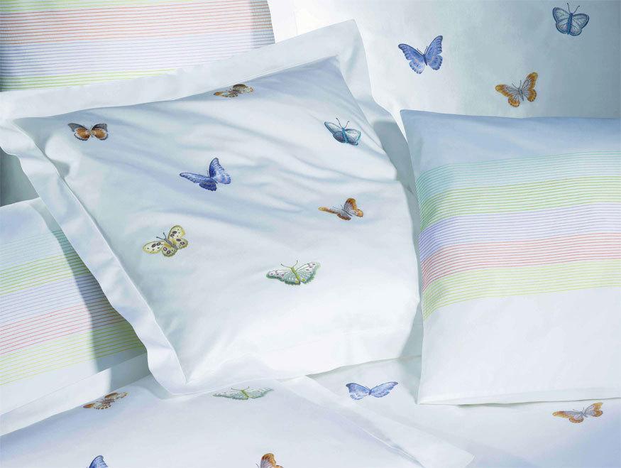 Как сшить эксклюзивное постельное белье